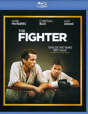 The Fighter Blu-ray Factory Sealed NEW Christian Bale Quick Shipping
