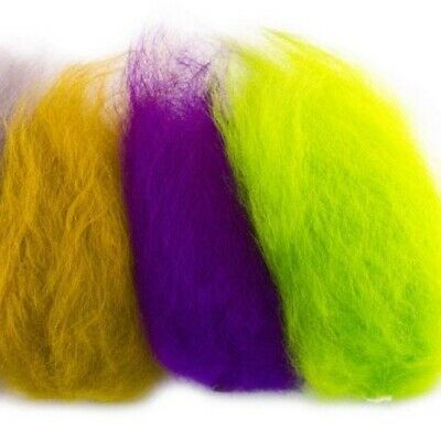 Icelandic Sheep Hair for Fly Tying | Multiple Colours Available