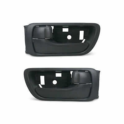 Toyota Camry ACV 36 Series PAIR LH+RH Front Grey Inner Door Handles New