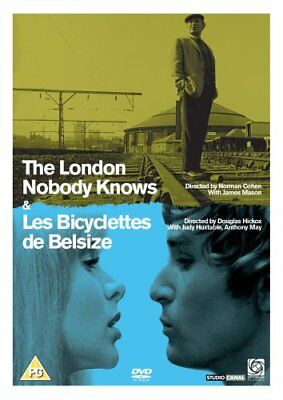 London Nobody Knows / Les Bicyclettes De Belsize [1967] (DVD)