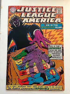 Justice League of America #59/Silver Age DC Comic/GD-VG