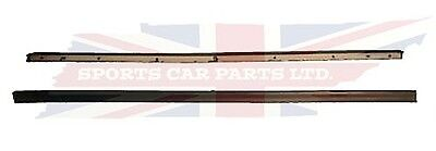Pair of New Outer Door Waist Seal Set for Austin Healey 3000 1963-67