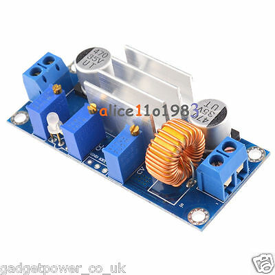 5A Dc-Dc Buck Converter Step Down 4.5-30V To 0.8-28V With Current Control Xl4005