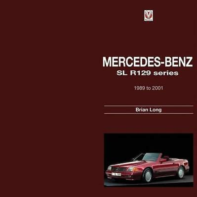 1989 to 2001 Mercedes Benz SL R129 series 300SL 500SL 600SL SL320 SL500 600 AMG