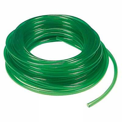 AQUARIUM FISH TANK POND AIR LINE HOSE 4/6mm PIPE AIR PUMP TUBE ROLL OXYGEN GREEN