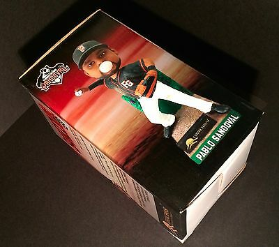 Pablo Sandoval bobblehead - new in box - Fresno Grizzlies giveaway