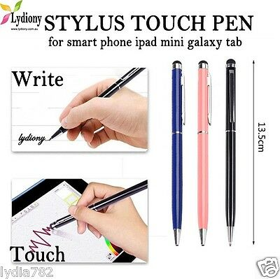 New Stylus Touch Pen for iPhone iPad Samsung Galaxy Note 3 4 5 6  Acer Tablet