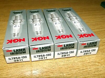 4x MAZDA mx-5 mk3 2.0 ORIGINALE BOSCH SUPER PLUS SPARK PLUGS