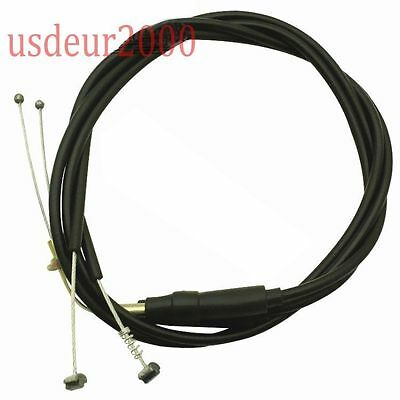 Throttle Cable wires for Harley Davidson Sportster XL883 XL1200 2002-2016  02-16