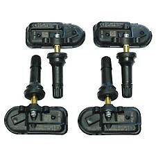 (4) New Oem Original 2014-2017 Jeep Dodge Ram Tire Sensor Monitor Tpms