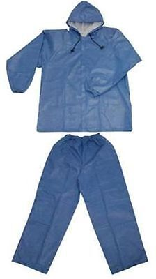 Frogg Toggs Ultra Lite Rain Suit, Blue Color,  Model Ul12104, Choice Of Sizes