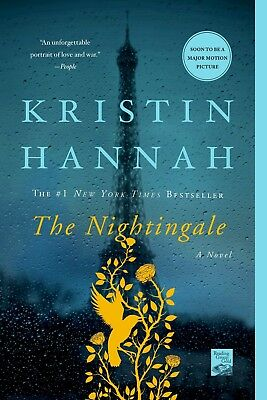 The Nightingale A Novel Paperback by Kristin Hannah