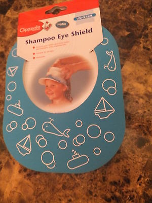 Baby/Child Clippasafe Shampoo Eye Shield -