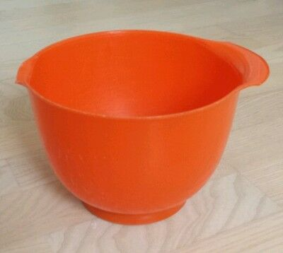 Vintage Danish Modern Mixing Bowl from Orth Plast Falle Uldall Design
