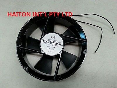 High quality WEIGUANG Shaded Pole Motor 220mm 220-240V 50HZ 45W 0.30A 2200r/min