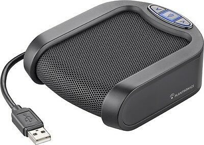 Plantronics Calisto P420 USB Conference Speakerphone System + Connecting Cable