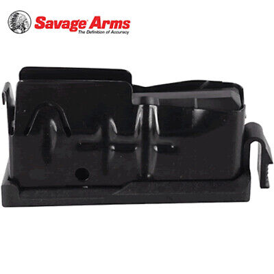 Savage Arms Magazine For Axis Series 25-06/.270/.30-06-4 Round Rifle Mag-55233