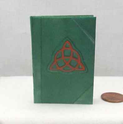 CHARMED BOOK OF SHADOWS Illustrated Book in 1:3 Scale Readable Spell Book