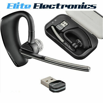 Plantronics Voyager Legend Uc B235-M Bluetooth Headset Ms Lync + Charging Case