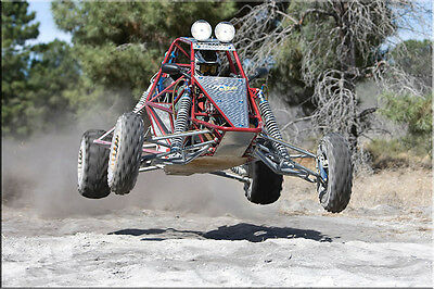 Barracuda Mk II, offroad, mini dune buggy, sandrail plans on CD disc NEW