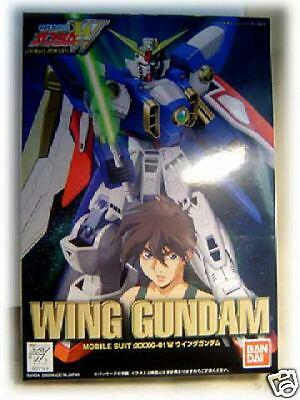 BANDAI WING GUNDAM  1/144 MODEL KIT NEW Mobile Suit Action Figure