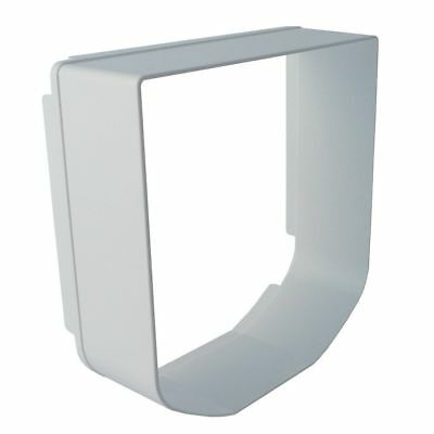SureFlap Cat Flap Tunnel Extender White - Adds 50mm Length