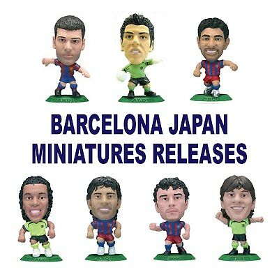 BARCELONA MicroStars - Japan Series 10, 12 and 14 Choose from 10 figures