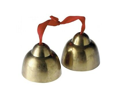 Stagg BEL Pair of large Bells Diamètre 47 mm/1,8""
