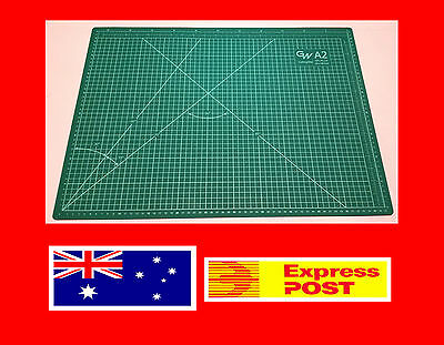 NEW Quality A2 Self Healing Large Thick Cutting Mat Craft Quilting Scrapbooking