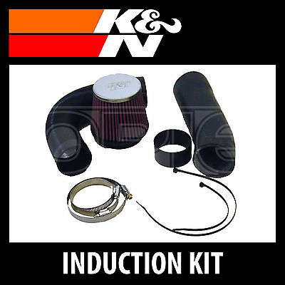 K&N 57i Performance Air Induction Kit 57-0175 - K and N High Flow Original Part