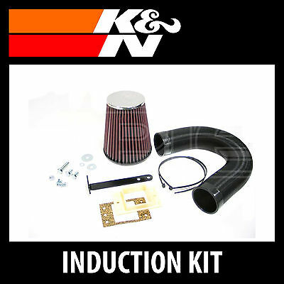 K&N 57i Performance Air Induction Kit 57-0177 - K and N High Flow Original Part