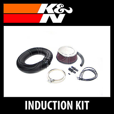 K&N 57i Performance Air Induction Kit 57-0373 - K and N High Flow Original Part