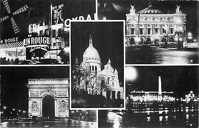 75 PARIS la nuit