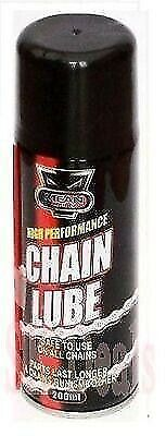 Chain Lube Lubricate Oil Spray Motorbike Bike Bicycle 200Ml