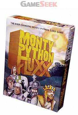 Monty Python Fluxx - Games/puzzles Card Games Brand New Free Delivery