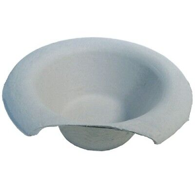 Pulp Disposable Commode Pan Liner 1.7 Litre - Pack 25
