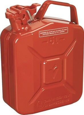 Sealey Jerry Can 5ltr - Red