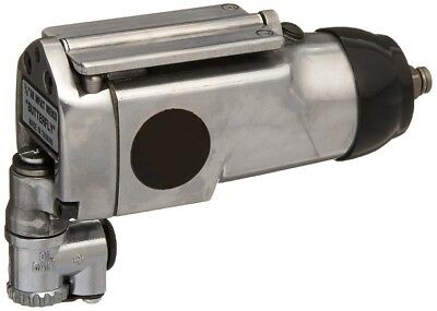 """New Pneumatic Air Impact Wrench 3/8"""" Drive Butterfly Variable Torque Tool"""