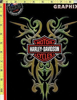 NEW Harley Davidson H-D Motorcycle Car Truck Window Decal 99115