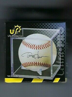 12 ULTRA PRO BASEBALL DISPLAY CASE CUBE WITH CRADLE, UV PROTECTION 12 Pack