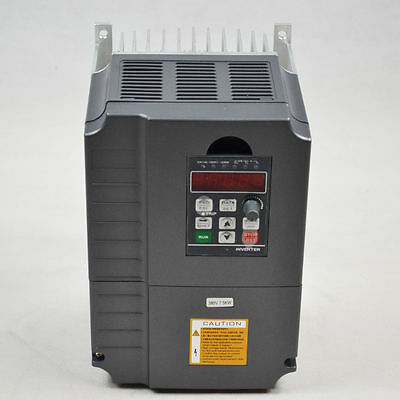 Discounthigh Precision 7.5Kw 380V 19A 10Hp Vfd Variable Frequency Drive Inverter