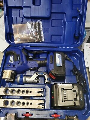 Refrigeration electric Cordless Flaring Tool CT-E806AM-L