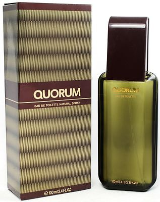 Antonio Puig Quorum 100 ml Eau de Toilette EDT