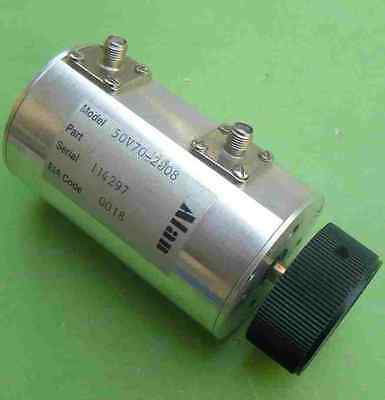 Used Good AIan 0-70dB DC-2.4GHz SMA 50V70-2008 Variable Step Attenuator #VH2