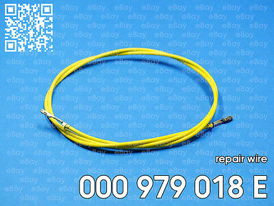 Audi VW Skoda Seat repair wire 000979018E