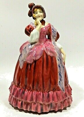 Royal Doulton Porcelain Figurine HN1211 *Quality Street* Potted by Doulton & Co.
