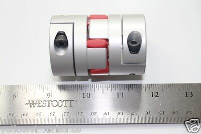 "5/8"" x 5/8"" Large Jaw Spider Shaft Coupler Router Servo AC DC Motor CNC Mill"