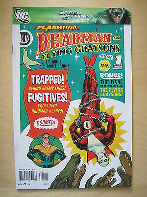 Flashpoint : Deadman & The Flying Graysons 1.batman.it All Changed Here! Dc.2011