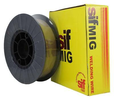 Mig Welding Wire - Mild Steel - 0.8mm 5KG A15 - SIF High Quality