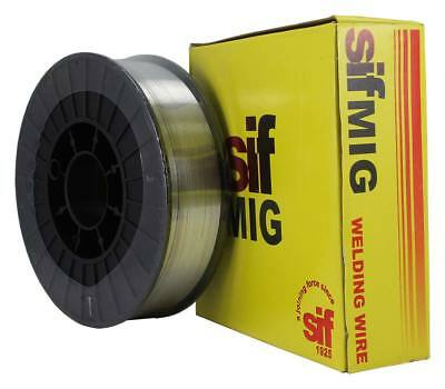 Mig Welding Wire - Aluminium 5356 - 1.0mm 2KG (5KG Size) SIF High Quality